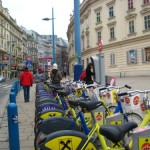Vienna and bike sharing