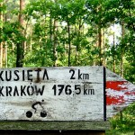 Cycling the Jura trail from Czestachowa to Krakow; Two Wheel Travel
