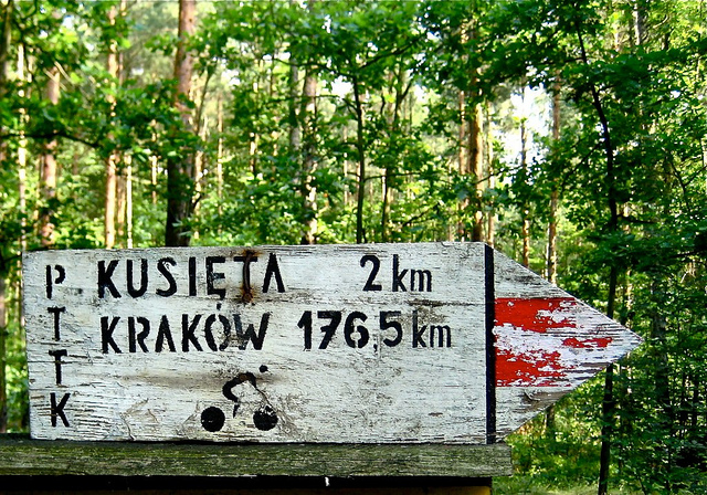Cycling the Jura Trail from Czestachowa to Krakow