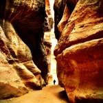 Petra; bike touring; jordan; israel