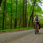 cycling; bike touring; czech republic; two wheel travel