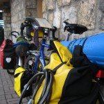 bike touring; two wheel travel; dubrovnik; prague; summer bike tour; 2012