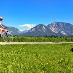 Bicycle Touring Inspiration: the Drau Cycle Path /Drava River Trail