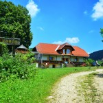 Bicycle Travel Slovenia: Ekohotel Kmetija Koroš