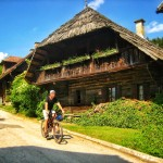 bicycle touring slovenia