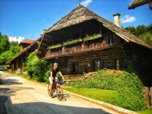 bicycle touring slovenia
