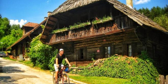 Mountian bike Slovenia