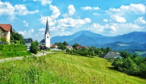 bicycle touring slovenia; two wheel travel; bicycle friendly hotel; bicycle touring; sentanel
