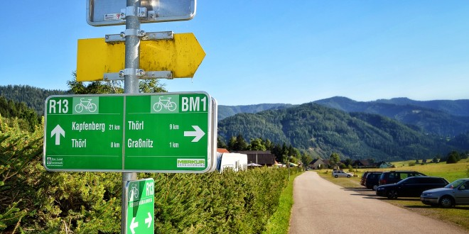 5 reasons why Austria is a great bike touring destination