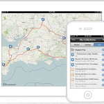 Galileo Offline Maps; a great tool for bicycle touring; kml map support