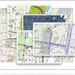Galileo Offline Maps; a great tool for bicycle touring; multiple map sources support