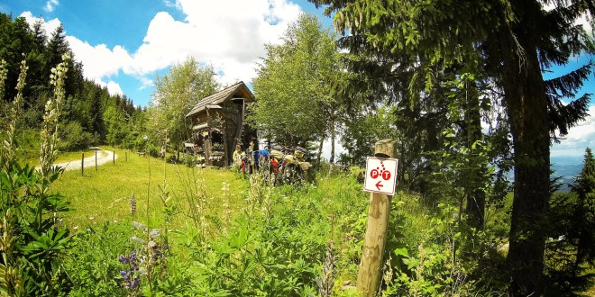 bicycle touring pohorje tranzversal 4