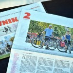 Interview with Two Wheel Travel in Slovenia Dnevnik