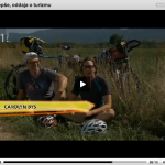 Two Wheel Travel interview on Slovenia RTV
