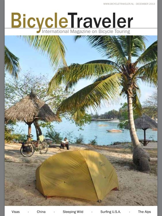 Download Bicycle Traveler Magazine
