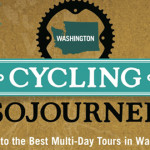 Cycling Sojourner – a guide to the best multi-day tours in Washington: Book Review