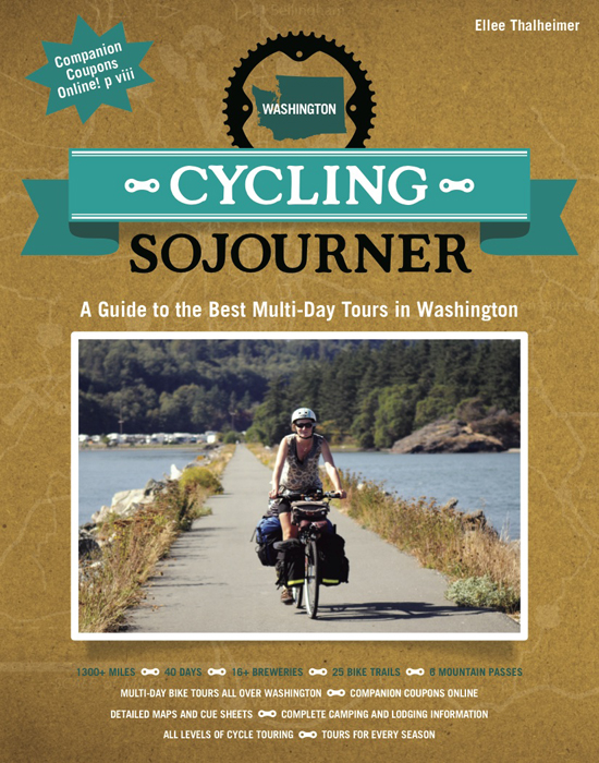 Cycling Sojourner - a guide to the best multi-day tours in Washington